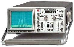 TA610 analóg asztali poloska kereső készülék (spektrumdetektor)