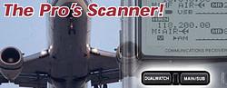 RX-20 Profi hangrögzítős, SSB vevő