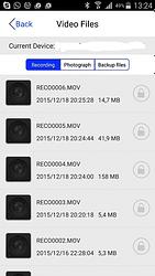 rejtett kamera mobiltelefonos applikáció