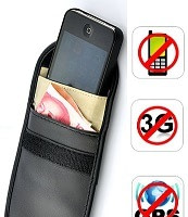 mobil blokkoló tasak