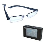 Profi, szemüvegbe rejtett kamera - lehallgató készülék