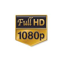 Full HD (1080p) felbontás